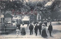 (31) Toulouse - Exposition 1908 - Un Coin Du Grand Rond - 2 SCANS - Toulouse