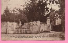 CHATEAU D OLONNE MONUMENT AUX MORTS - Frankrijk