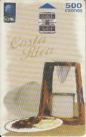 COSTA RICA - Filter 2(135000 ex), ICE Tel telecard, 03/99, used