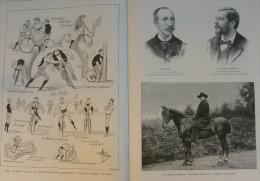 UNIVERS1892 N�1951:AJACCIO ELECTIONS MEURTRE/CHOLERA A PRIS ET BANLIEUE/BISMARCK/SPORT A LA MODE/DAHOMEY
