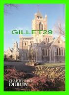 DUBLIN, IRELAND - CHRISTCHURCH CATHEDRAL - REAL IRELAND DESIGN LTD - - Dublin