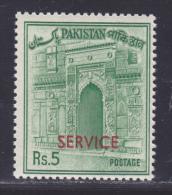 PAKISTAN SERVICE N°   79 ** MNH Neuf Sans Charnière, TB  (D1107) - Pakistan