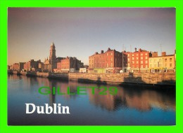 DUBLIN, IRELAND - ARRAN QUAY, ON THE RIVER LIFFEY - REAL IRELAND DESIGN LIMITED - - Dublin