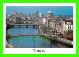 DUBLIN, IRELAND - VIEW OF THE CITY - ANIMATED - LIAM BLAKE - REAL IRELAND DESIGN LTD - - Dublin