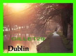 DUBLIN, IRELAND - VIEW ON GRAND CANAL - REAL IRELAND DESIGN LTD - - Dublin