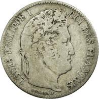 Monnaie, France, Louis-Philippe, Franc, 1847, Paris, TB, Argent, Gadoury:453 - H. 1 Franco