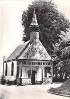 GANNES 60 - Notre Dame De Bon Secours - CPSM Dentelée Noir Blanc GF - Oise - France