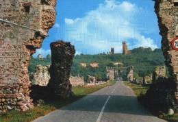 P3211 BORGHETTO, Frazione Di Valeggio Sul Mincio ( Verona ) PONTE VISCONTEO - PONT, BRIDGE, BRUCKE - Italia