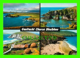GAELTACHT CHORCA DHUIBHNE, KERRY, IRELAND - 4MULTIVIEWS - JOHN HINDE - - Kerry