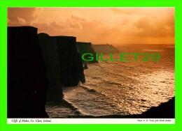 CLIFFS OF MOHER, CO CLARE, IRELAND - NEAR LAHINCH - PHOTO, P. O. TOOLE, JOHN HINDE - - Clare