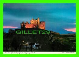 COUNTY TIPPERARY, IRELAND -THE ROCK OF CASHEL - PHOTO, JOHN HINDE - - Tipperary