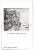 Y2082 Giuseppe Casciaro - Palazzo di Donna Anna - Galleria Ricci Oddi Piacenza - Dipinto paint peinture / non viaggiata