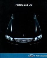 Catalogue - Ford Fairlane & LTD (Australie) 2003