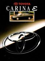 Catalogue - Toyota Carina E (1995)