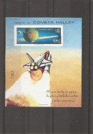 Chili -Comète De Halley ( BF 1 Non Dentelé XXX -MNH) - Chile