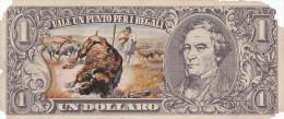 BANCONOTE - GRANDI RACCOLTE DI FIGURINE /  EDIS TORINO - ANNO 1972 SERIE WESTERN _ 1 DOLLARO - Figurines