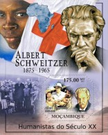 Mozambico 2011, Doctor A. Scheitzer, Red Cross, BF