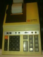 Vintage Calcolatore-calcolatrice Olympia CP 1203- Funzionante-Anni 60- - Non Classificati