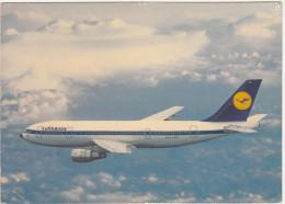 LUFTHANSA /  Airbus A 300 - 1946-....: Moderne