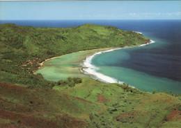 Iles Australes - Le Village Et La Baie D´Avera à Rurutu - French Polynesia