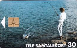 Aland, D-147,Fisherman, Only 7.000, 2 Scans. - Aland