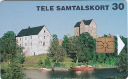 Aland, D-159, The Kastelholm Castle, Only 7.000, 2 Scans.