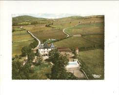 CHEVAGNY LES CHEVRIERES - Vue Aérienne , Le Château - Andere Gemeenten