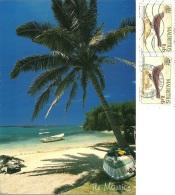 MAURITIUS  MAURICE  Plage Nice Stamps  Bird Theme - Mauritius