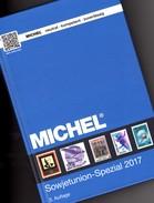 Sowjetunion Spezial Briefmarken Michel Katalog 2017 Neu 150€ Porto/Lokal/Gebühren-Marken Special Catalogues USSR - Alte Papiere