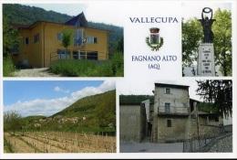 Fagnano Alto (AQ) - Fraz. Vallecupa (sede Comunale) N Nv - L'Aquila