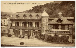 76- SAINT-JOUIN-BRUNEVAL - Animée-Villa Saint-Antoine - France