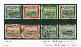 """-Mozambique-1935- """"Airpost"""" (*) (1 Stamp cancelled)"""