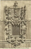 Thomar - Janella Manuelina Do Convento De Christo - Leiria