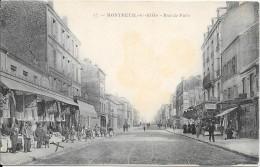 MONTREUIL SOUS BOIS - 93 - Rue De Paris - ENCH2011 - - Montreuil