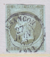 FRANCE  12   (o) - 1852 Louis-Napoleon