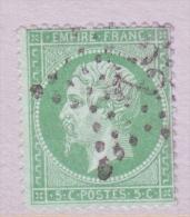 FRANCE  23   Type  I    (o) - 1852 Louis-Napoleon