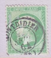 FRANCE  23  A       (o) - 1852 Louis-Napoleon