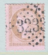 FRANCE  55       (o) - 1863-1870 Napoleon III With Laurels