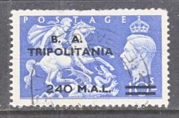 BRITISH  TRIPOLITANIA  34  (o) - British Levant