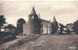 PAYS DE LA LOIRE - 85 - VENDEE - POIRE SUR VIE - Château - La Métairie - Poiré-sur-Vie