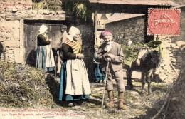 09 - CASTILLON EN COUSERANS Types De Balaguérais Centenaire - France