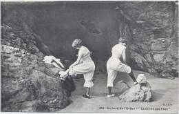 Au Bord De L'Océan - La Grotte Des Fées - Natation