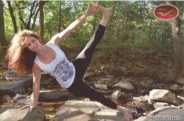 India Picture Post Card, Incredible India, Yoga - Vasisthasana, Practice Of Yoga Asana, By India Post - Evénements