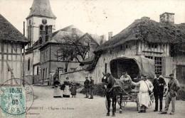 10 - RAMERUPT - L´Eglise - La  Poste - Autres Communes