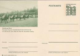 ALLEMAGNE DEUTSCHLAND hippodrome cheval pferd horse PFAARD COURSE HIPPIQUE RENNEN HAMBURG HORN RENNWOCHE JUMPING DERBY