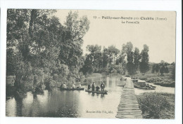 POILLY Sur SEREIN  La Passerelle - Autres Communes