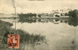 LA MEURTHE A TOMBLAINE -54- - Autres Communes