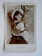 Post Card Film Cinema Actor Actress Colleen Moore Ross - Actors