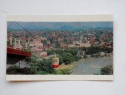 Calendar From Ussr 1972 Georgia Kutaisi - Kalender
