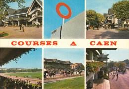 14 - CAEN - Le Champ De Courses De La Prairie - Caen